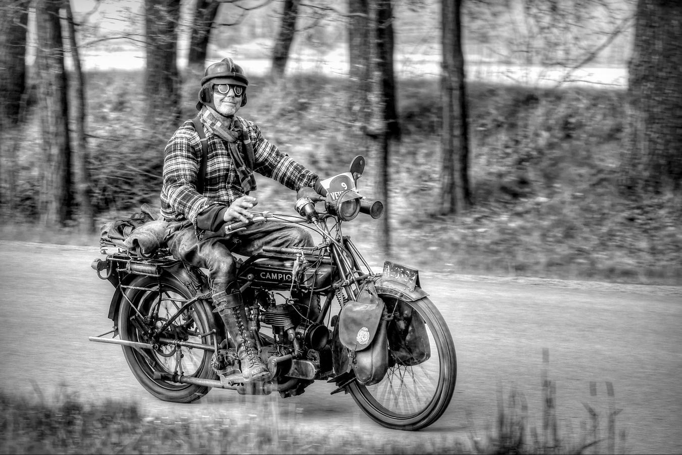 Jezdec pohodář