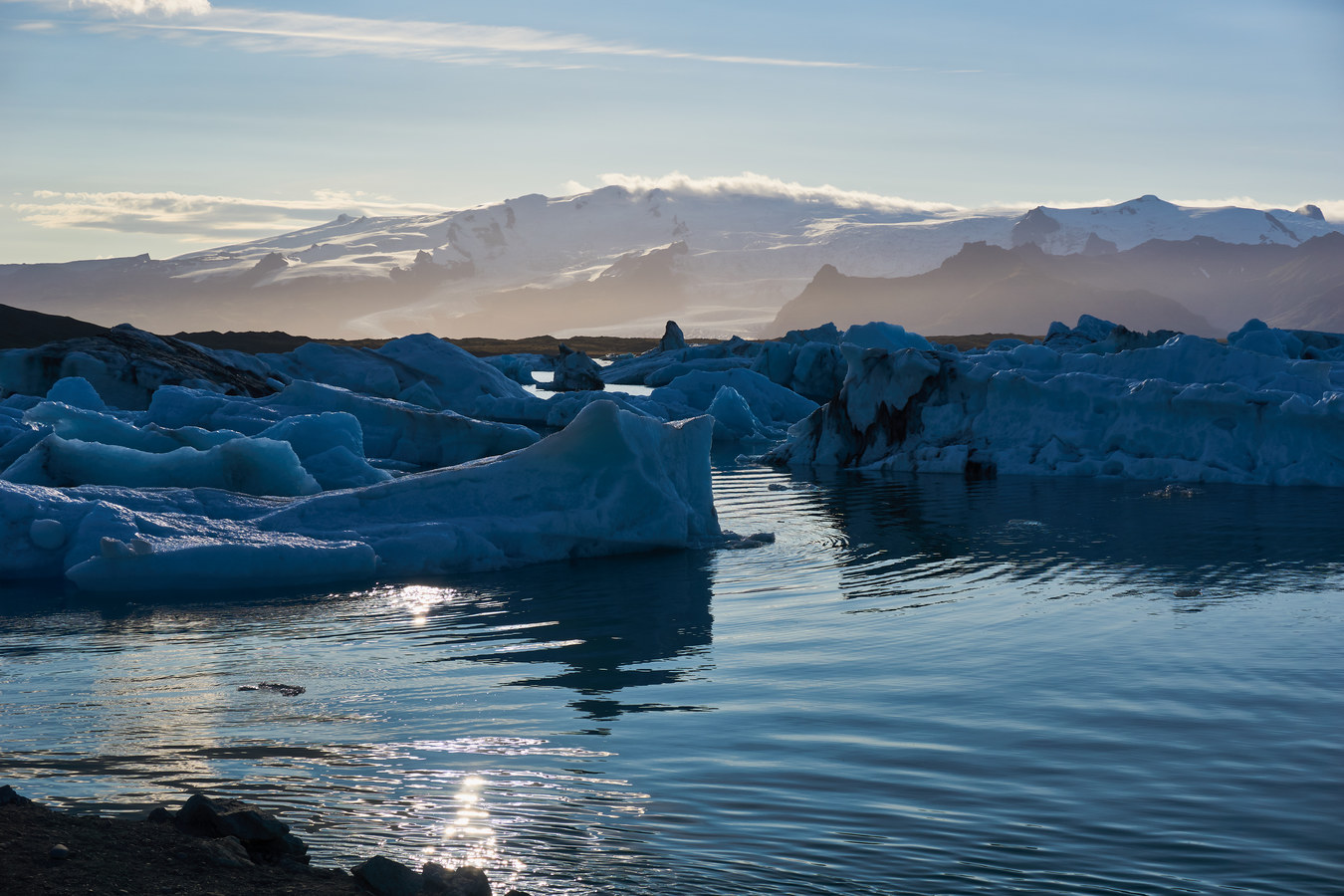 Ledova laguna