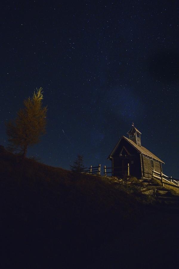 alpský svatostánek