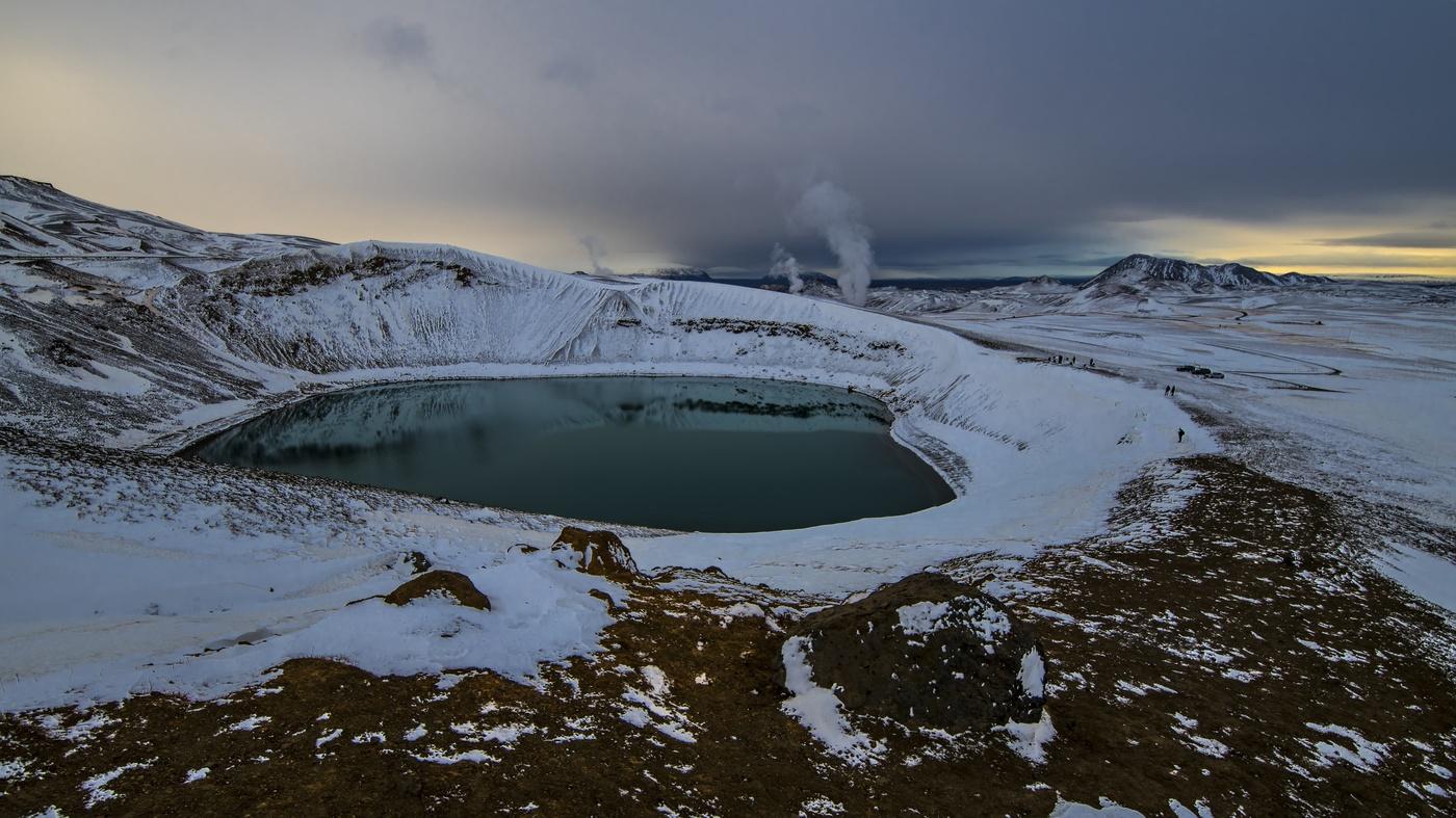 Jezero Víti