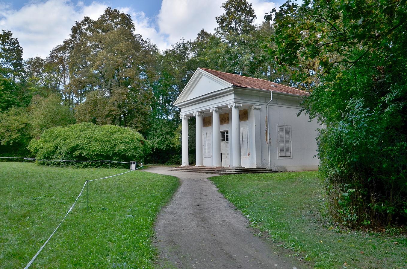 Panův templ