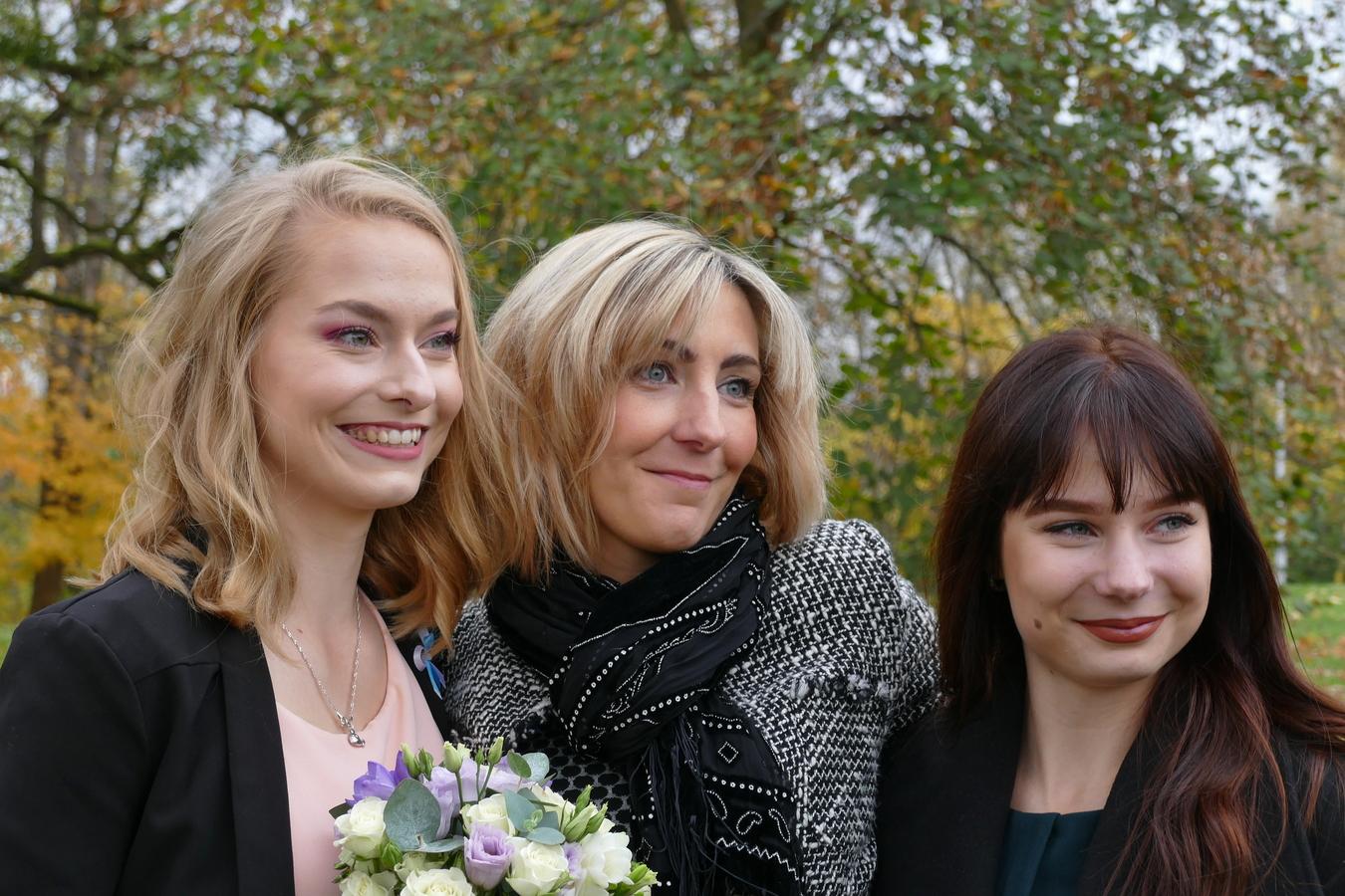 Na Moravské svatbě ....