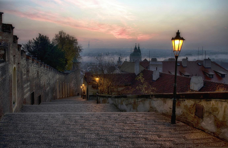 Hradčanské svítání II