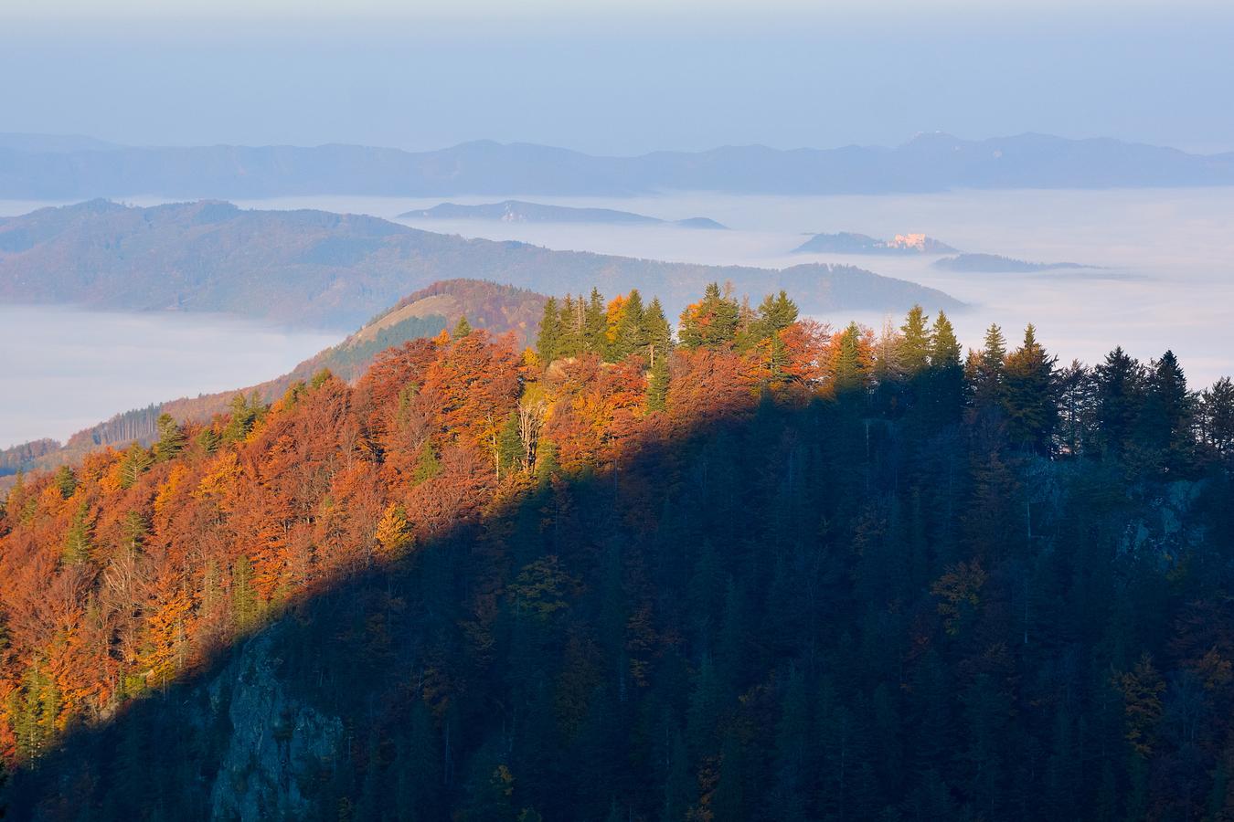 ...  jesenné výjavy ...