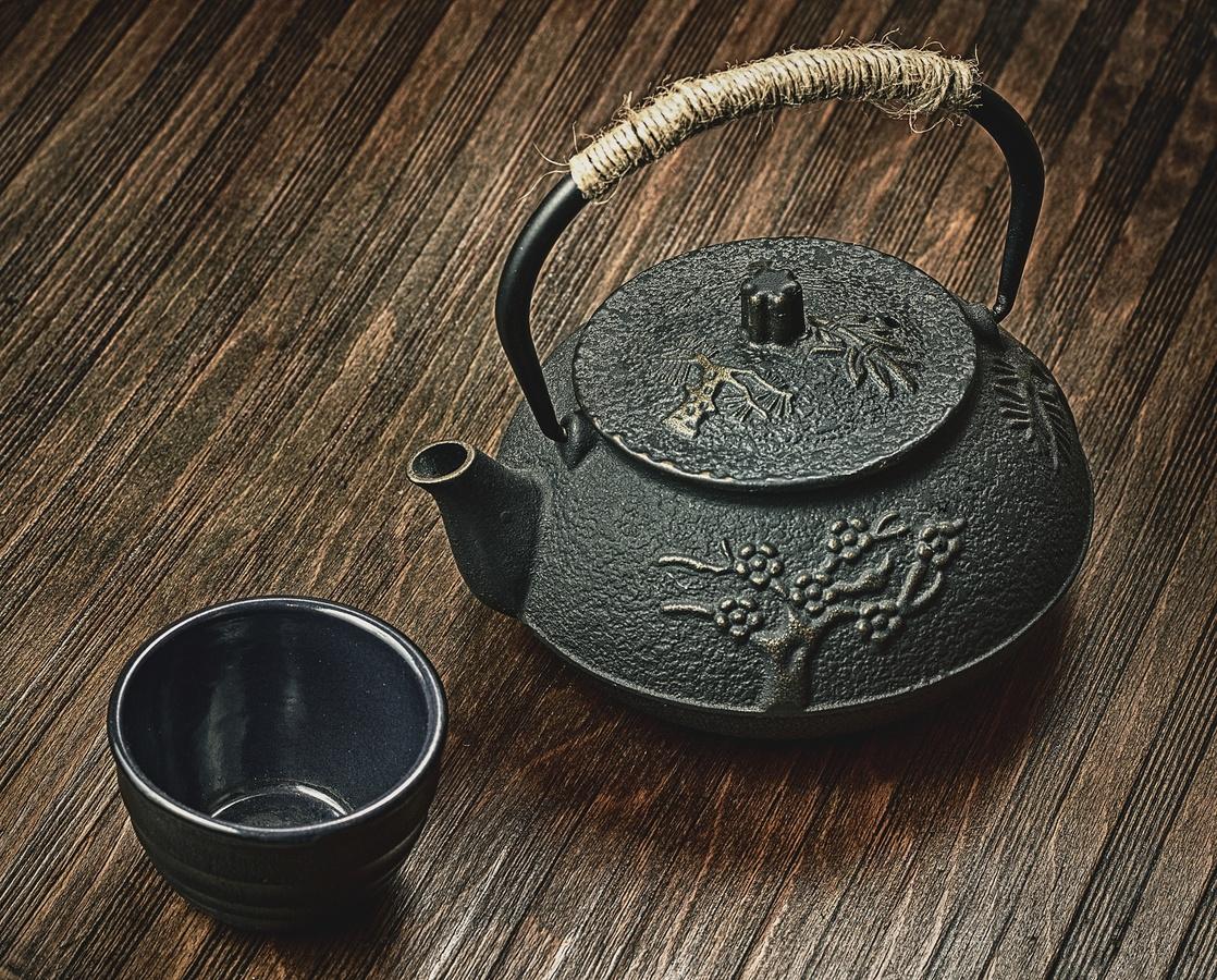 Po čaji