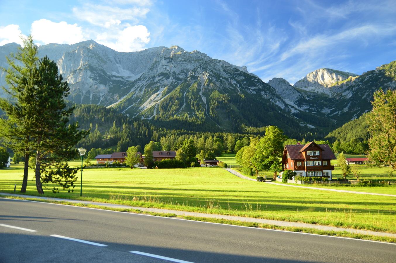 Alpské letní odpoledne 2016