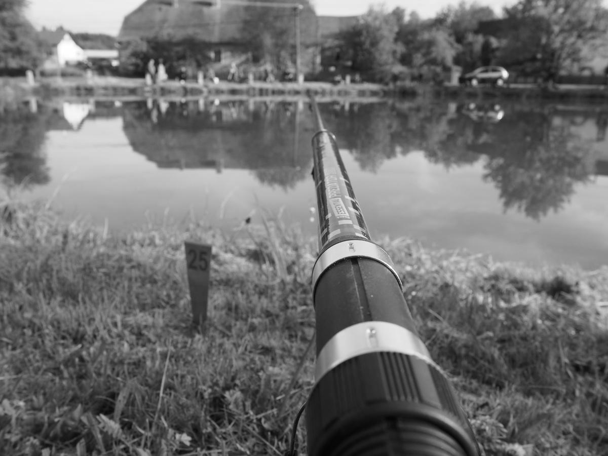 Pohled rybáře