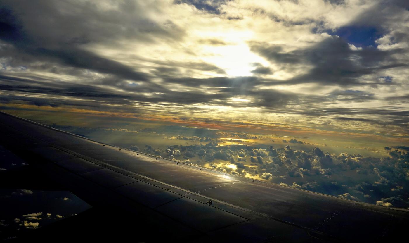 Mezi oblaky