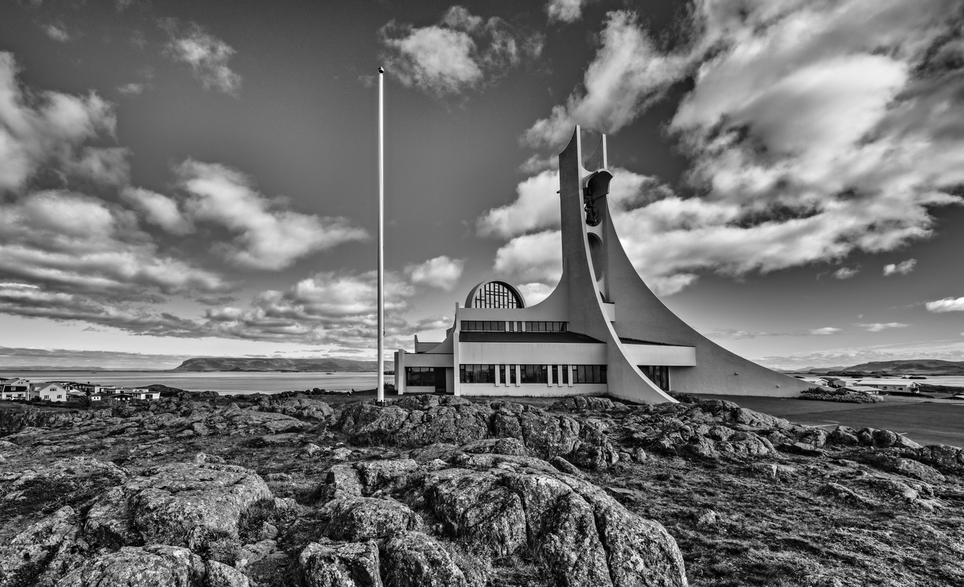 Architektura u polárního kruhu