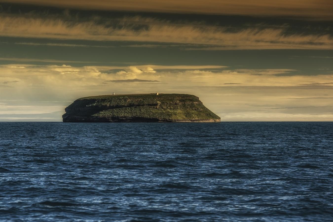 Vzdálený ostrov