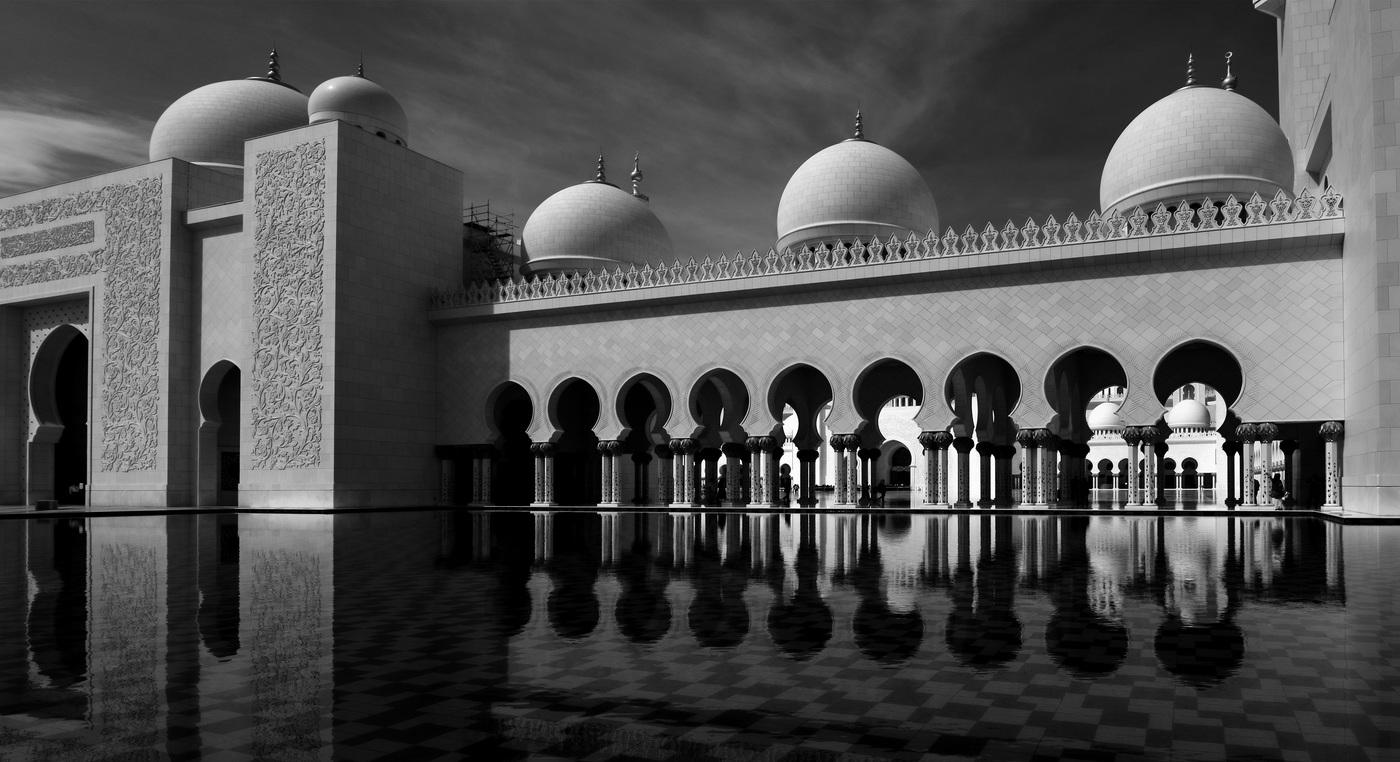 Abbu Dhabi - mešita