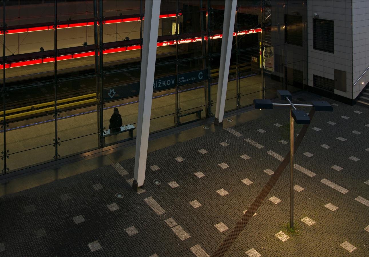 Metro Střížkov II