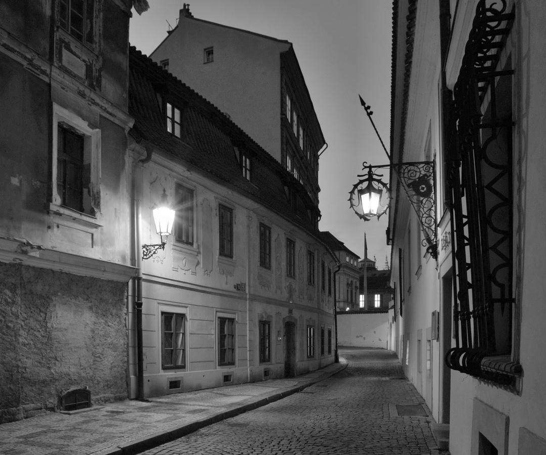 Všehrdova ulice