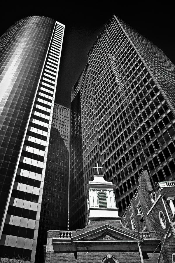 Kontrasty architektury I