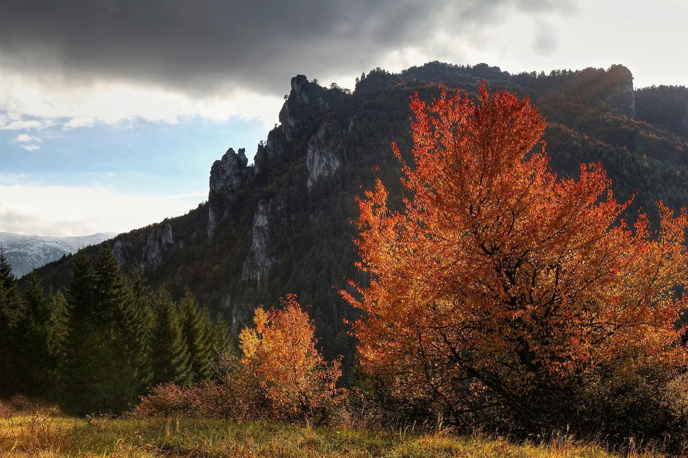 Jeseň v Terchovej