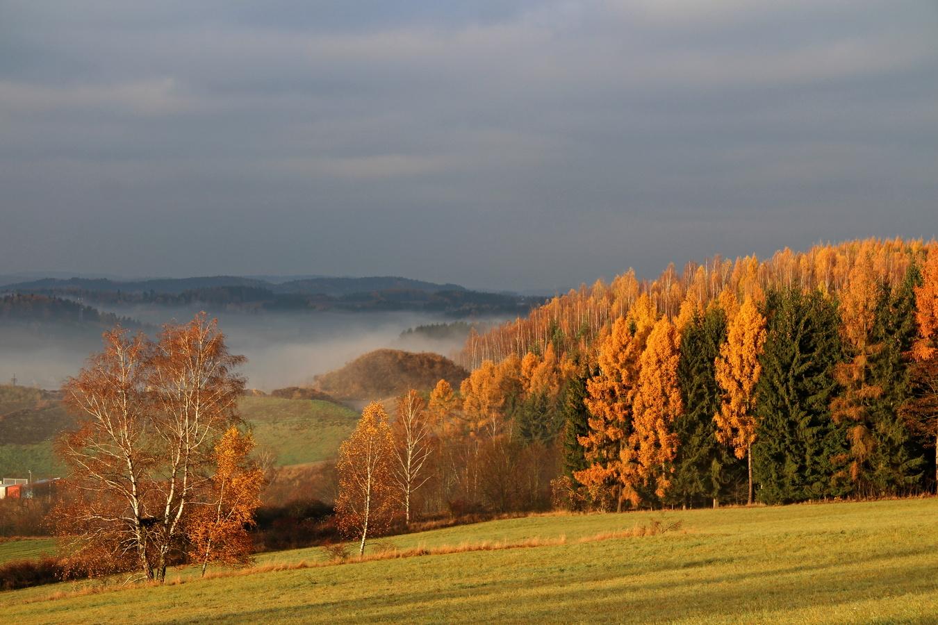Podzim v barvě