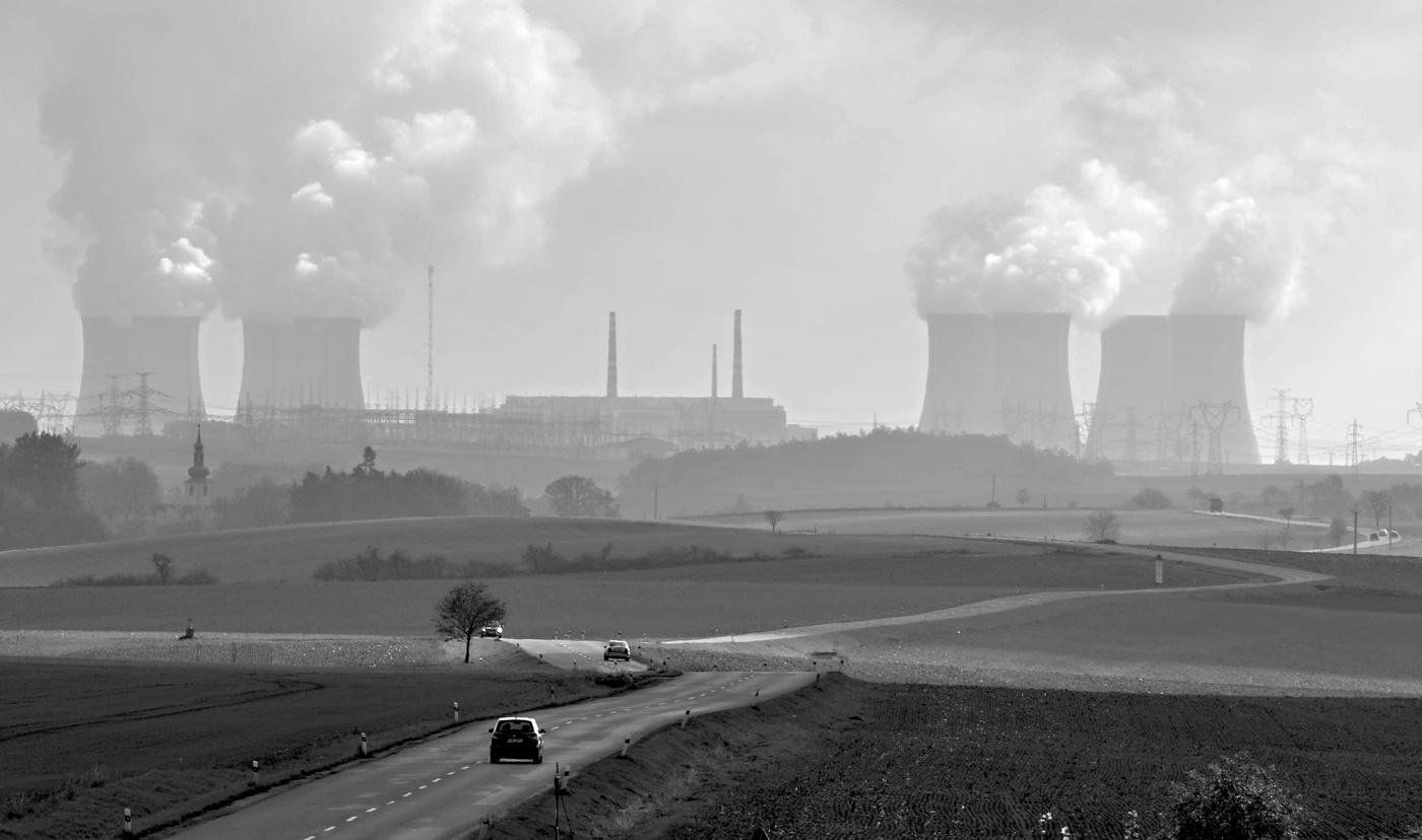 klikatá cesta k jaderné energii