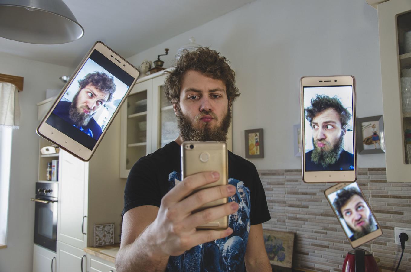 Selfie malinko jinak