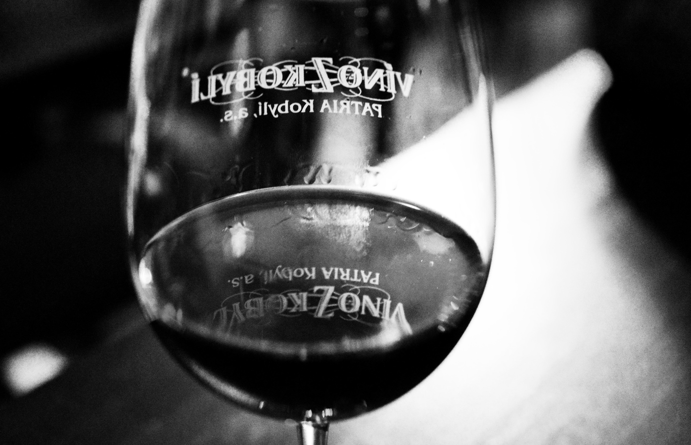 Sklenice dobrého vína