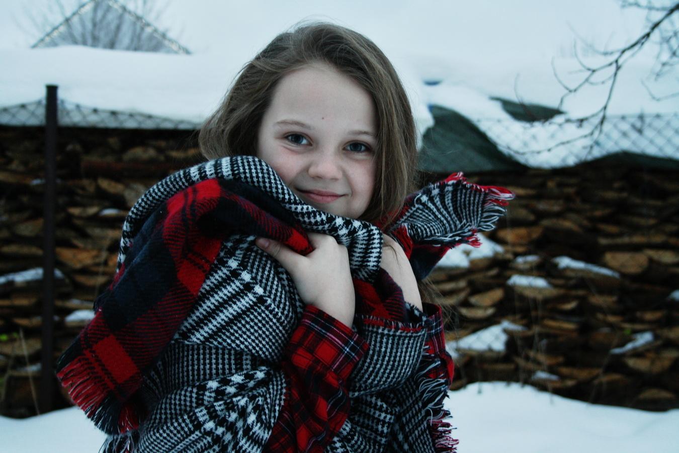 Zimní úsměv