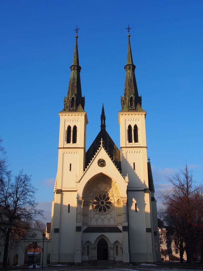 Římskokatolický farní kostel Neposkvrněného početí Panny Marie