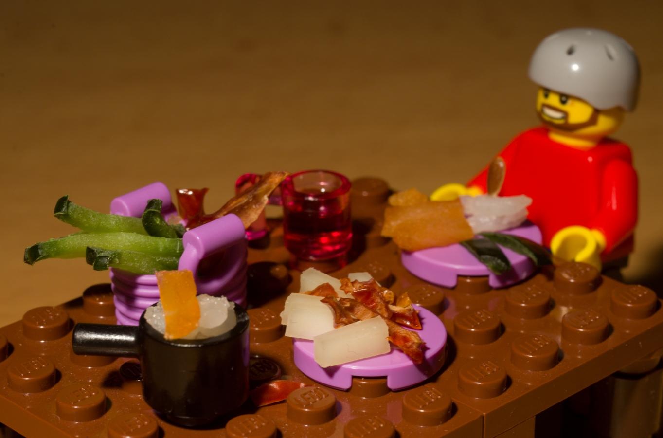 Lego hostina