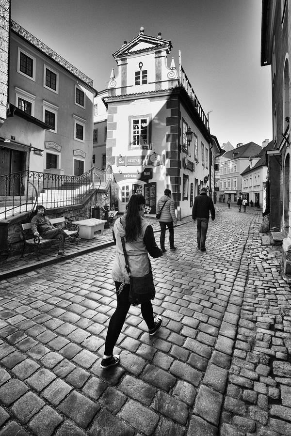 Krumlovské ulice