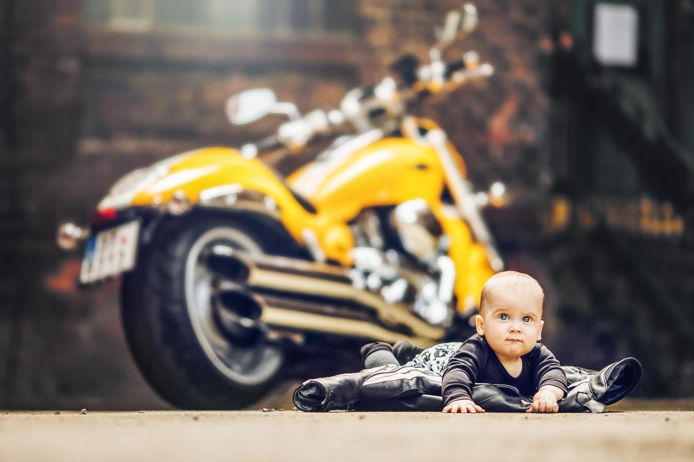 Biker :)