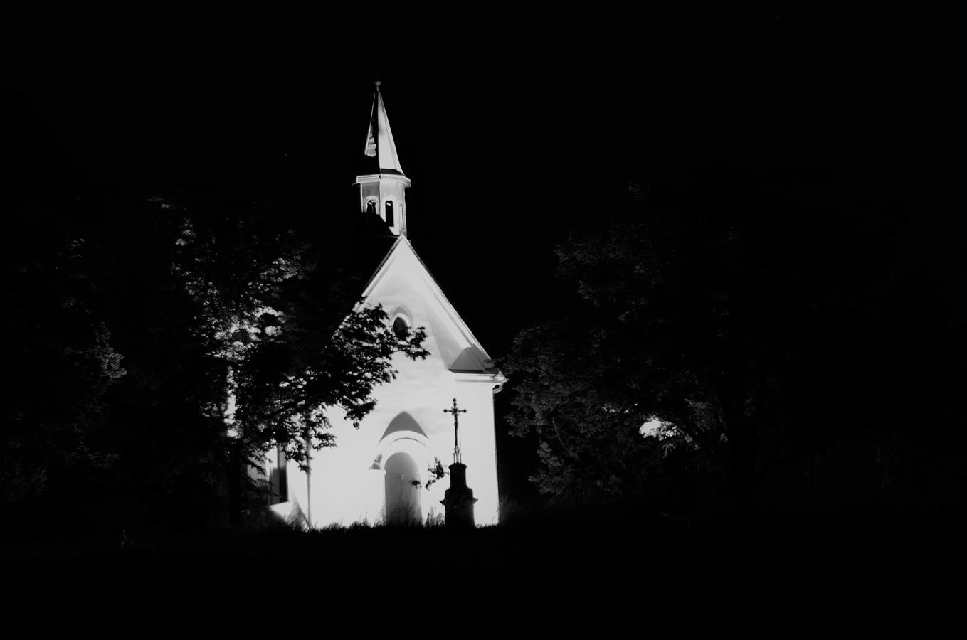 Kostelíček v Líšní