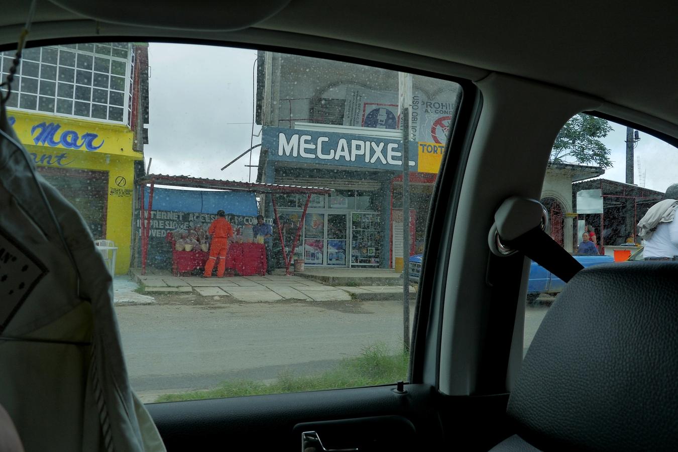Megapixel po mexicku