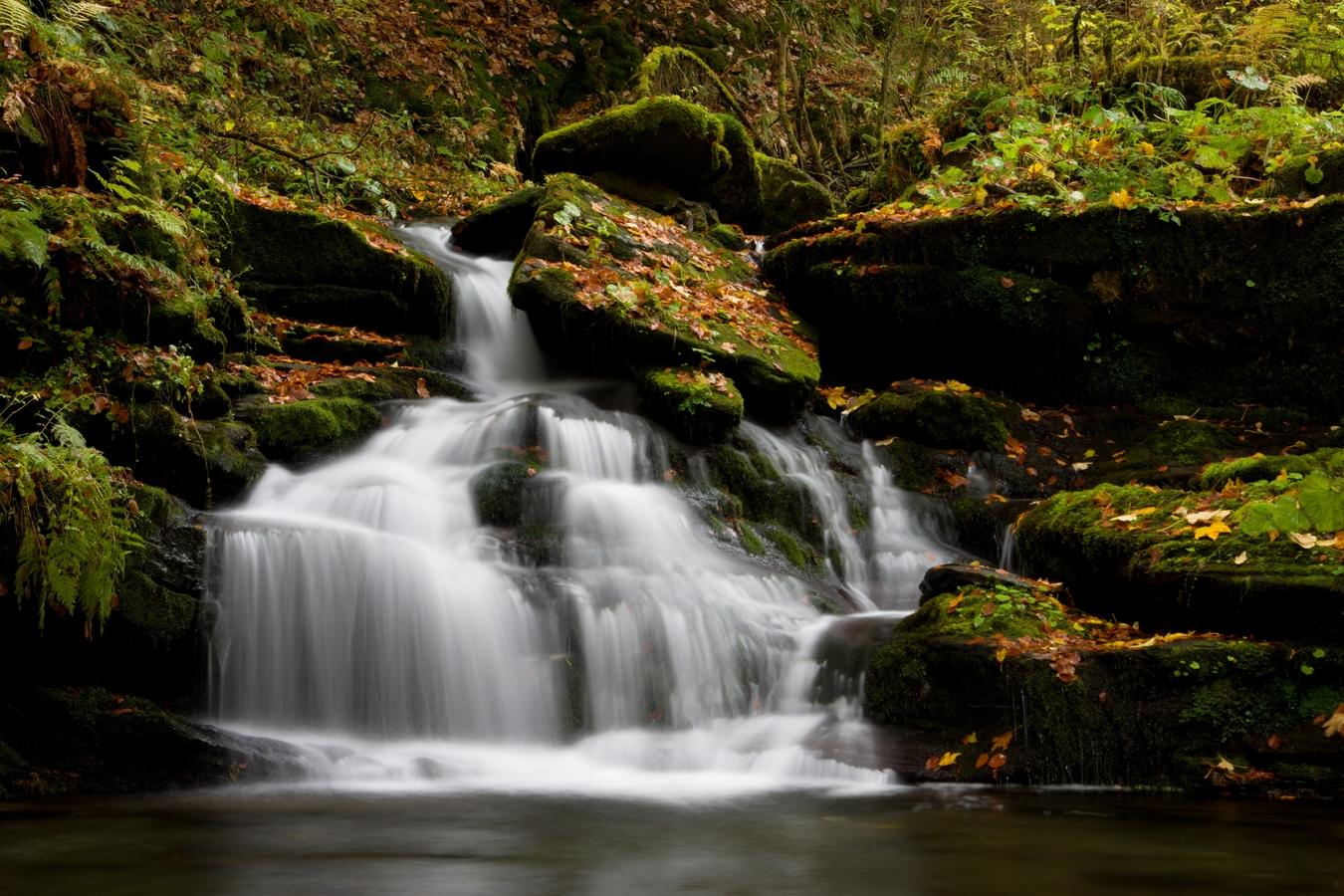 Vodopády Skalního potoka