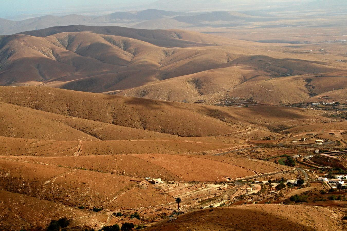 Fuerteventura vesnička Betancuria