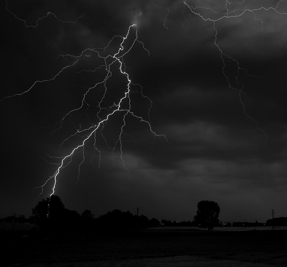 Zlá bouře
