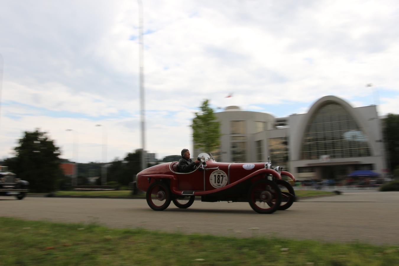 Brno Revival Mezi Pavilony