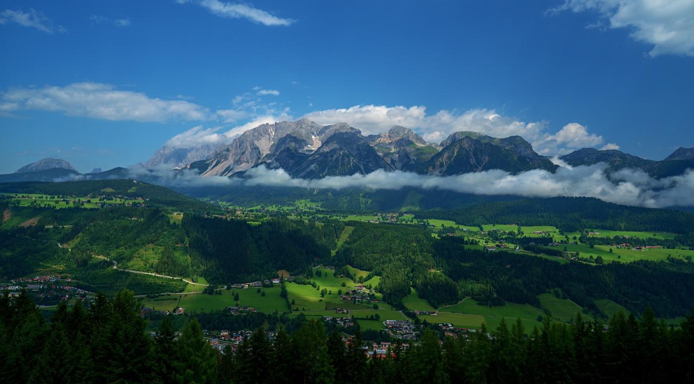 Veličenstvo Dachstein