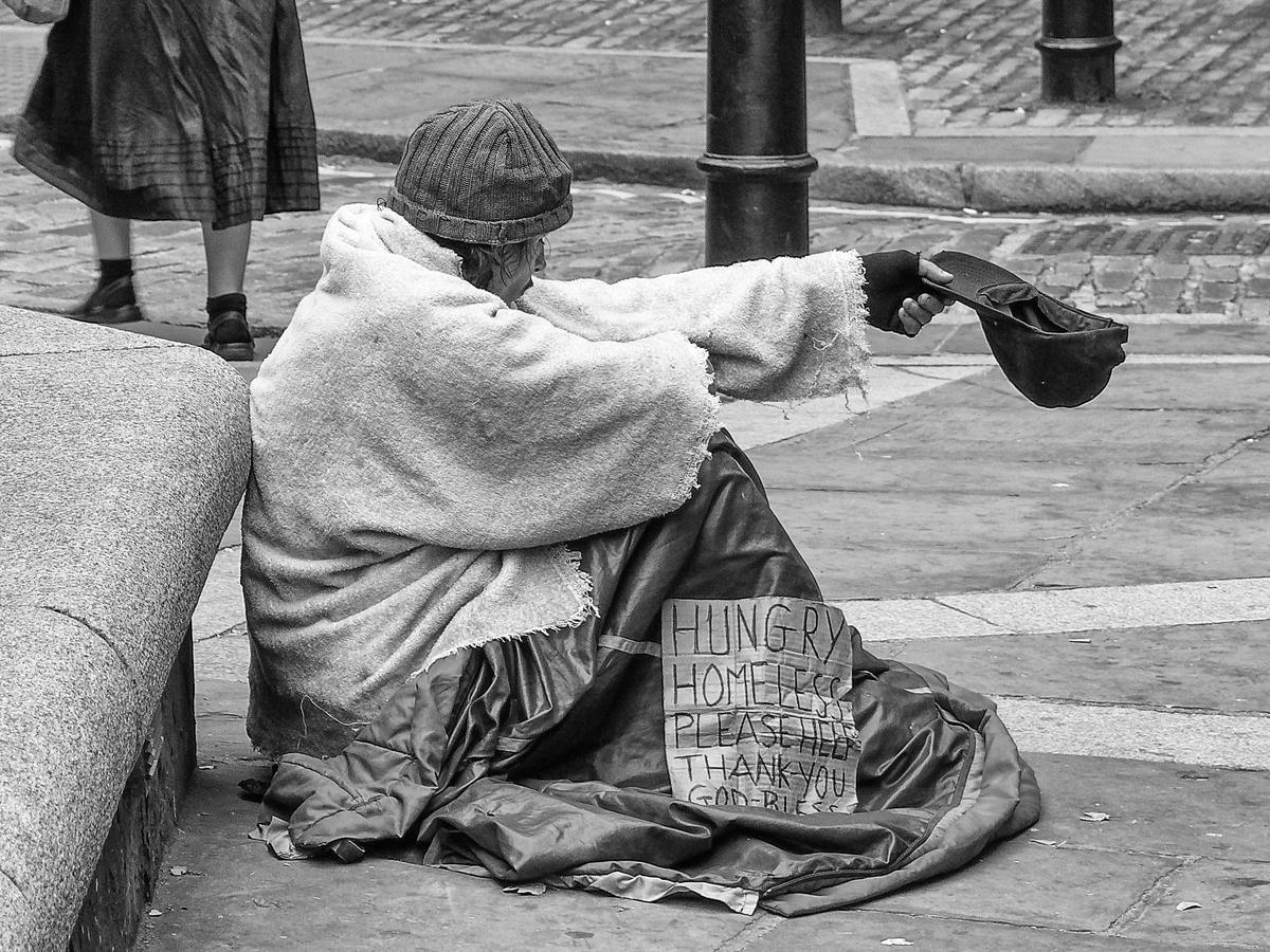 v londýnských uličkách