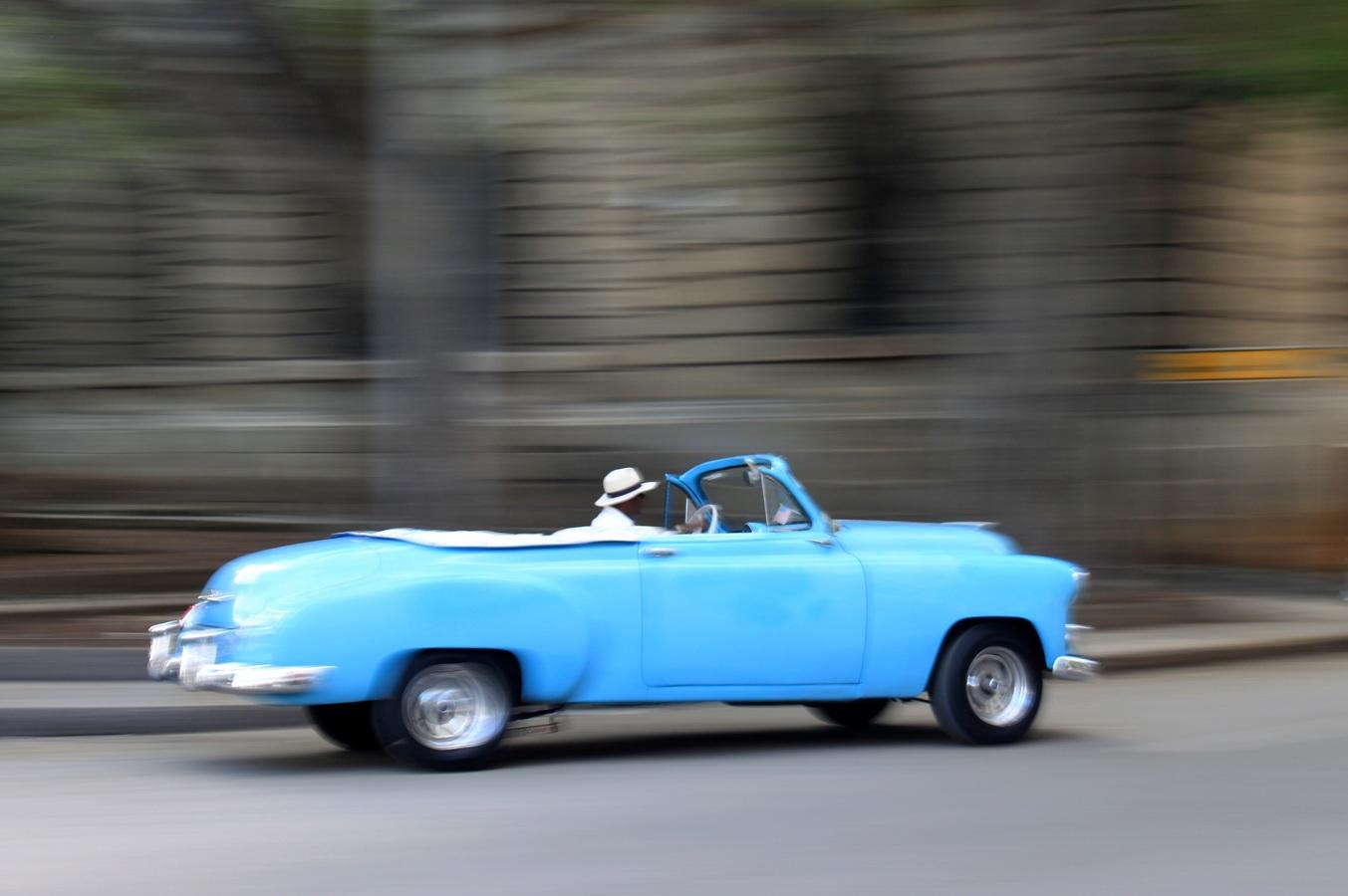 Havana v pohybu