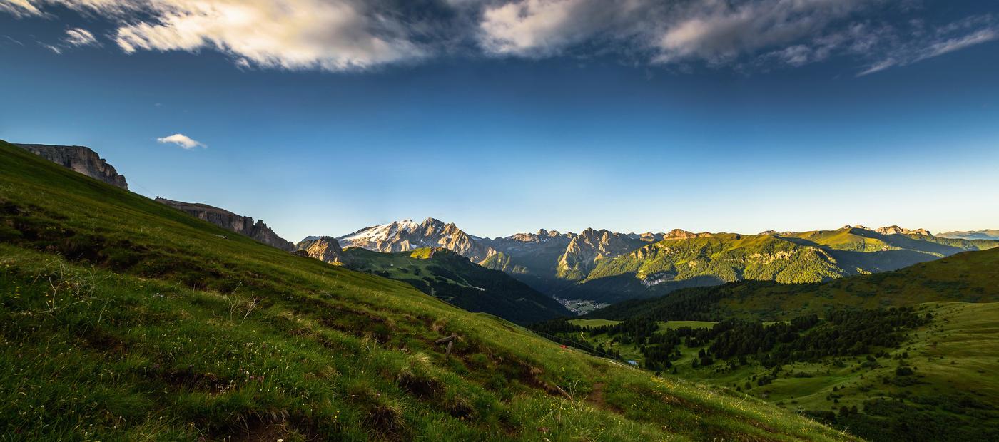 Pohoří Marmolada