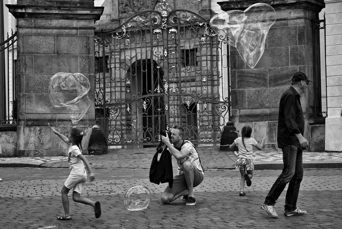Hon za bublinami