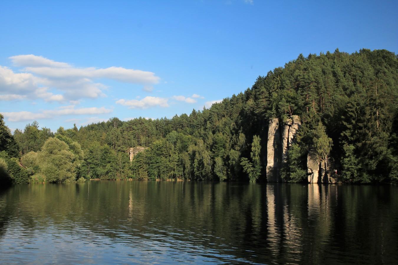 Věžický rybník