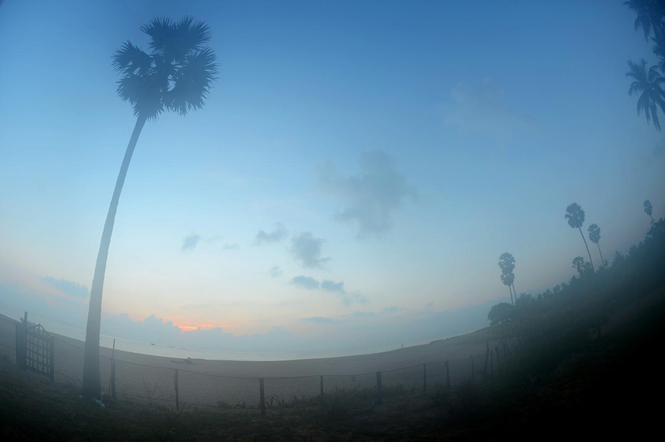 Ráno u moře