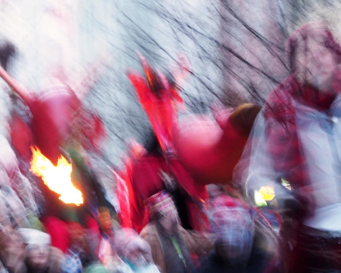 Lidé #04 - masopustní rej