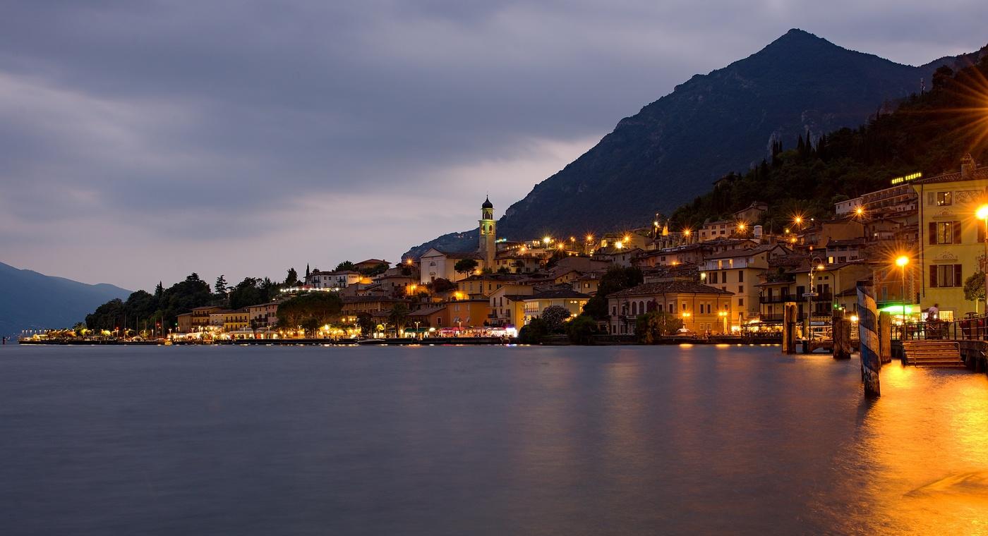 Limone Sul Garda u Jezera Lago di Garda