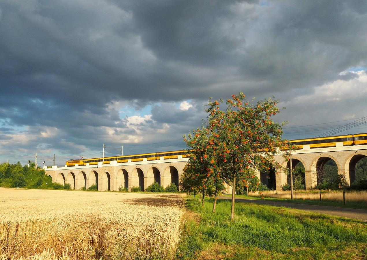 Jezernické viadukty...