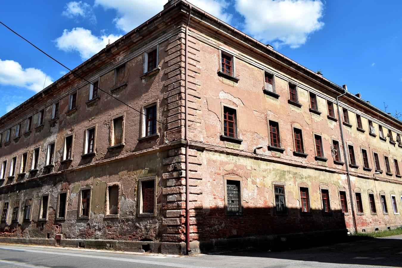 Dům u pevnosti v Jaroměři