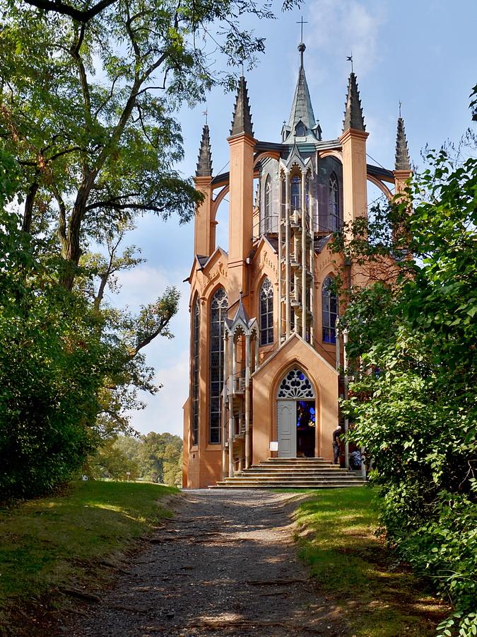 Novogotický templ