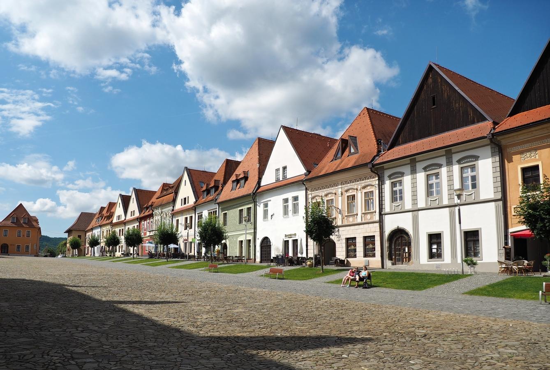 Bardejov - náměstí