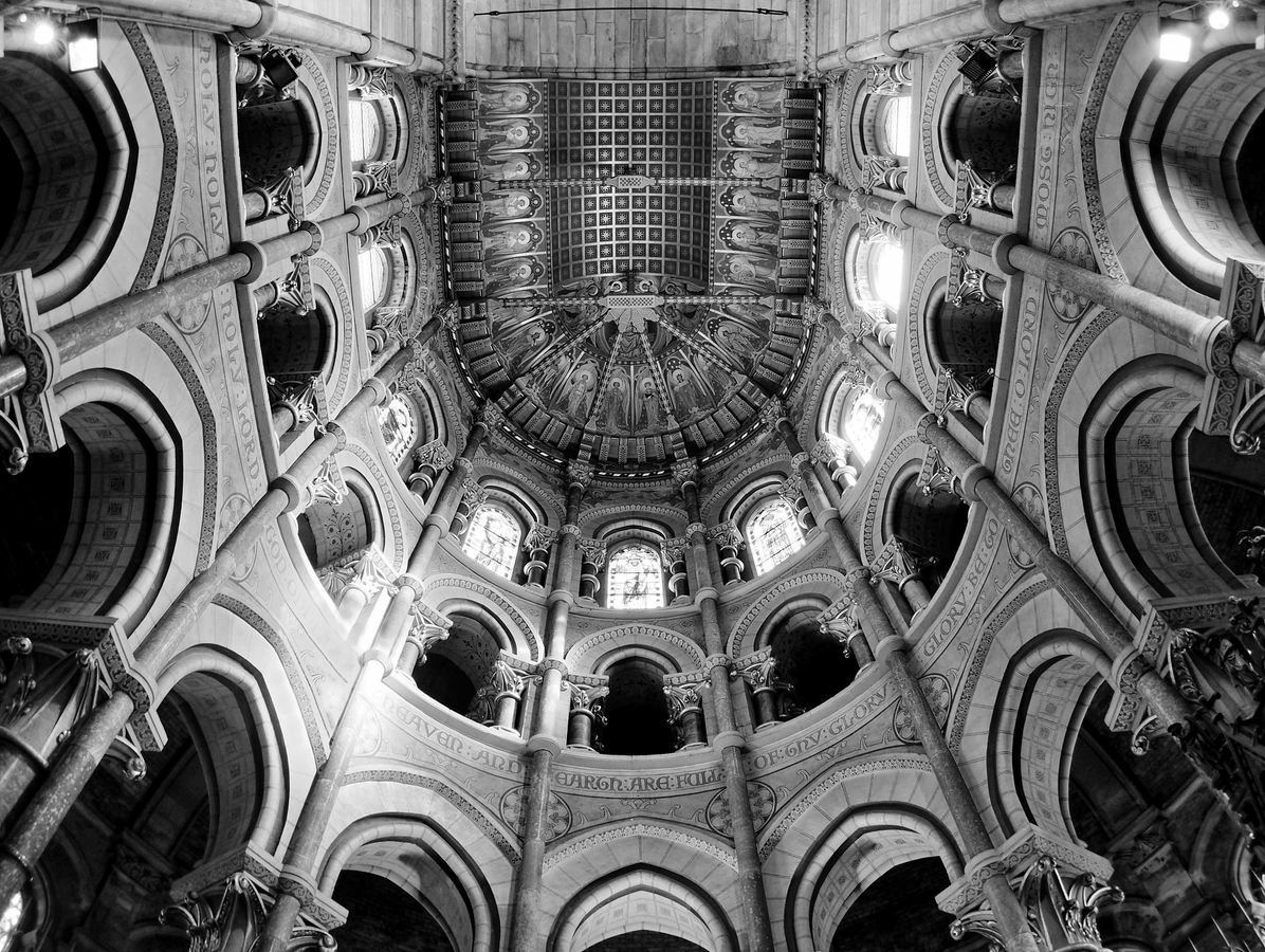 Saint Fin Barre's Cathedral, Cork, Irsko