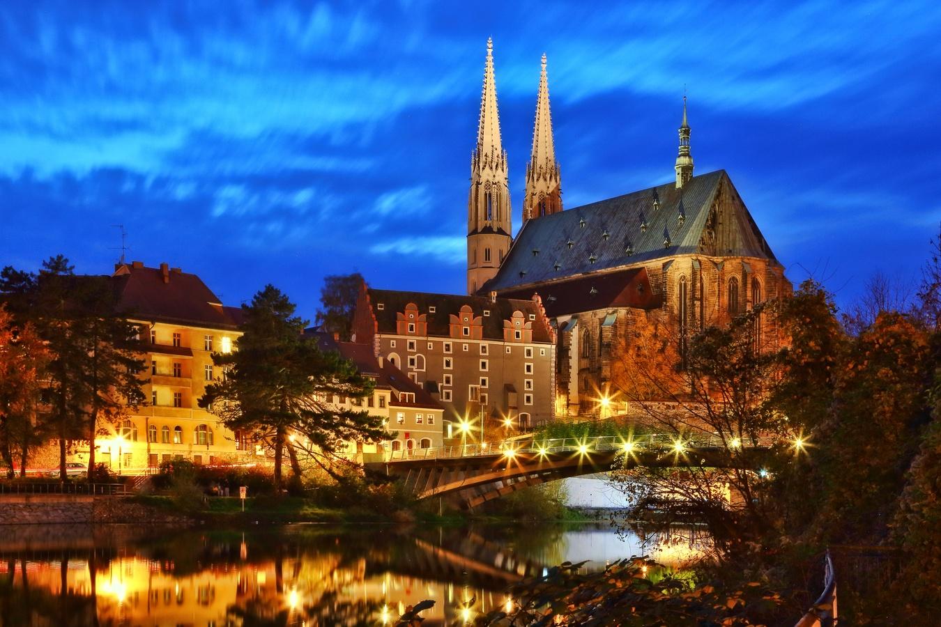 Farní kostel sv. Petra a Pavla Görlitz