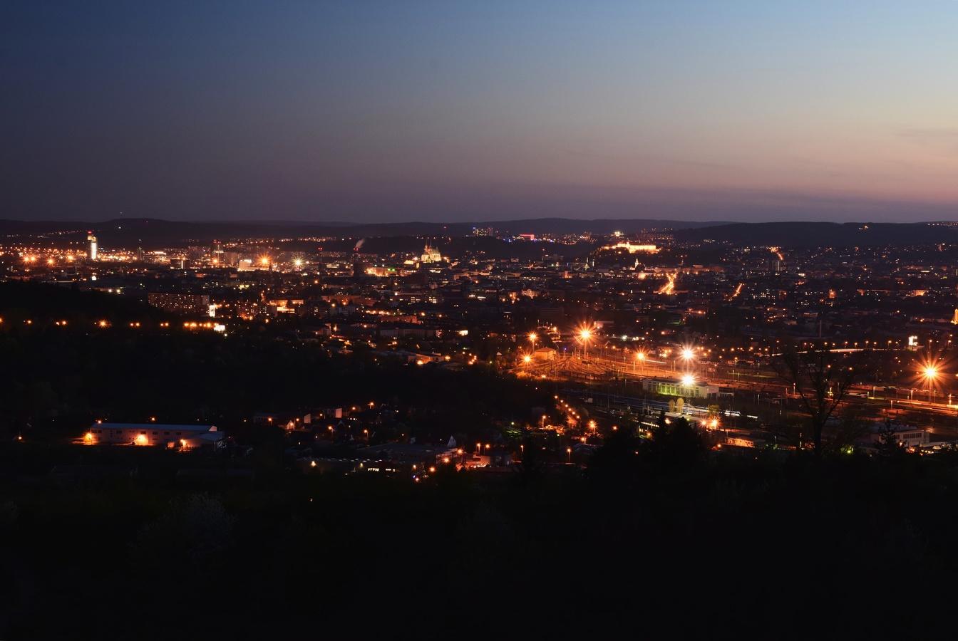 Město, které mám rád....Brno ;-)
